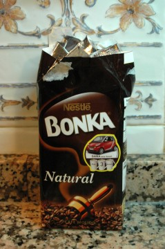 How often do you want a Bonka?